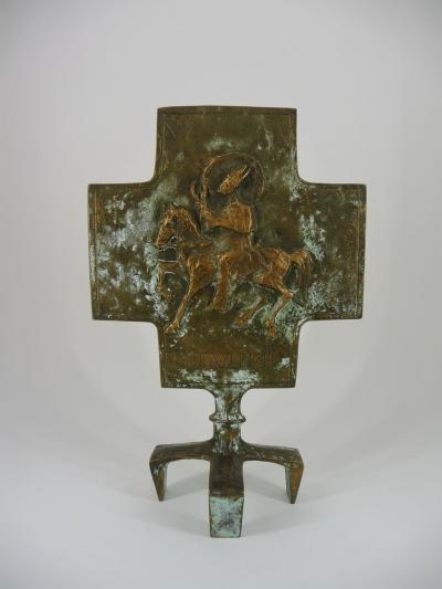 Altarkreuz – Hl. Ulrich